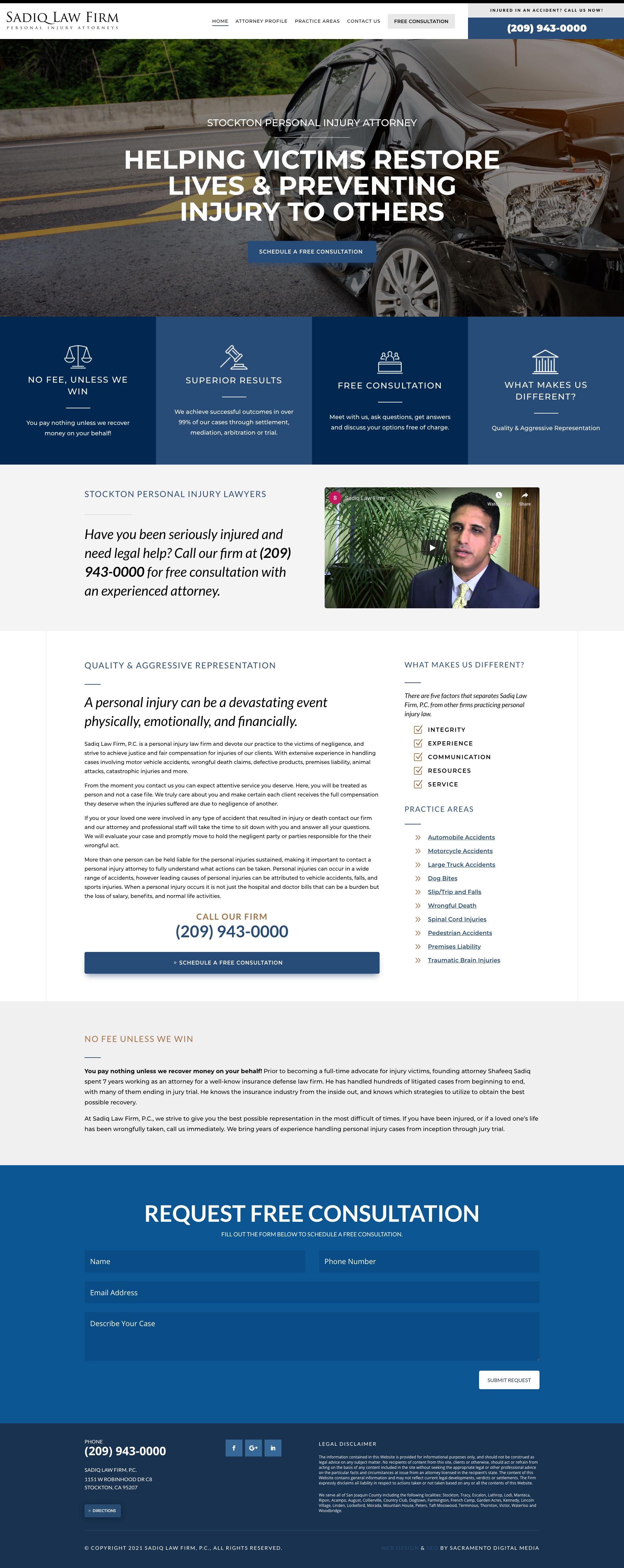 Sadiq Law Firm, P.C.