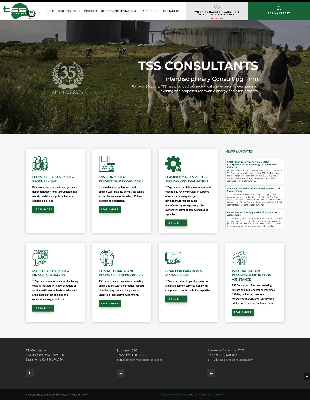 TSS Consultants