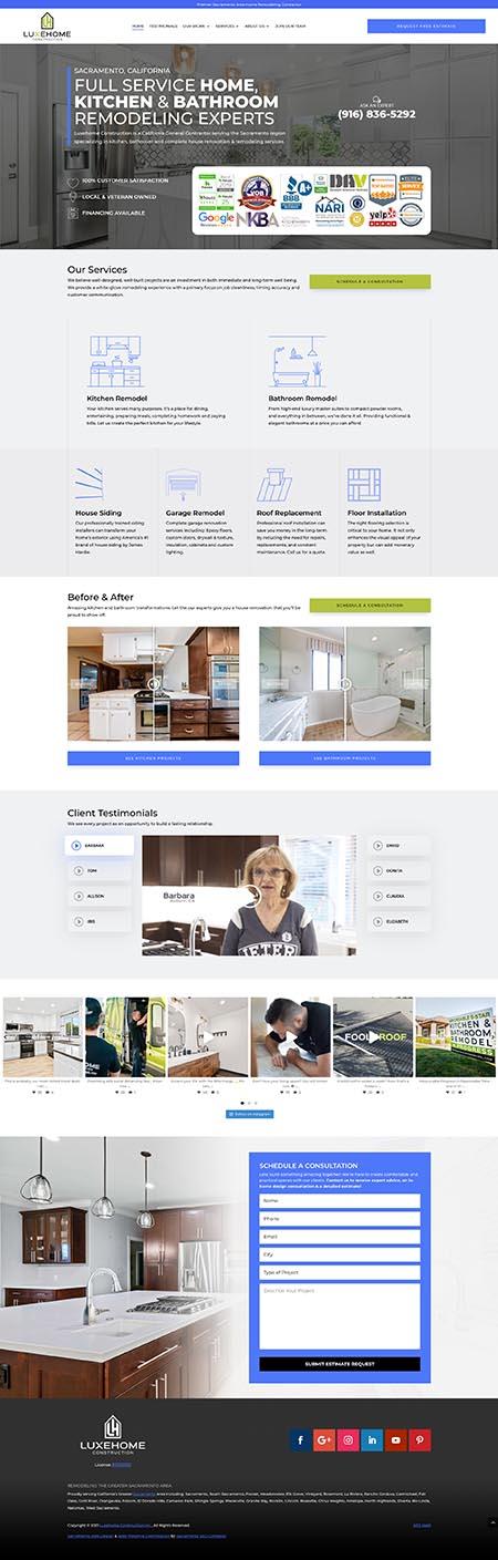 Sacramento Web Site Designer